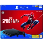 Sony Konsola SONY PS4 Slim 1TB + Gra Spider-man