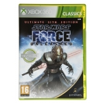 LUCAS ARTS Gra Xbox 360 SW The Force Unleashed Ul Si Classic