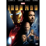 Galapagos Film DVD Iron Man